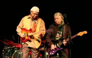 Larry Garner and Norman Beaker