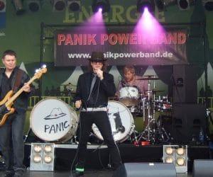 Panik_Power_Band_live
