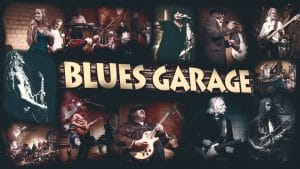 Blues Garage Promotion