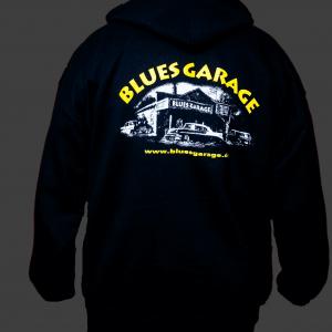Blues Garage Hoodie