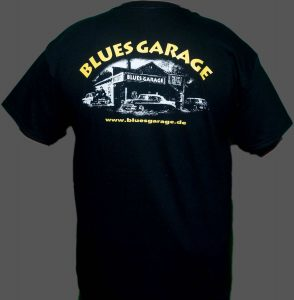 Blues Garage T-Shirt