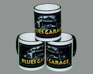 "Kaffeebecher ""Blues Garage"""