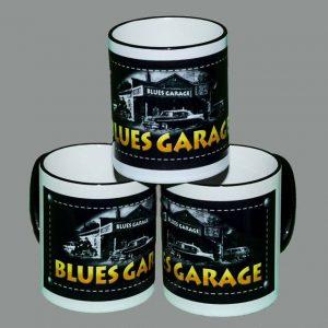 """Kaffeebecher """"Blues Garage"""""""